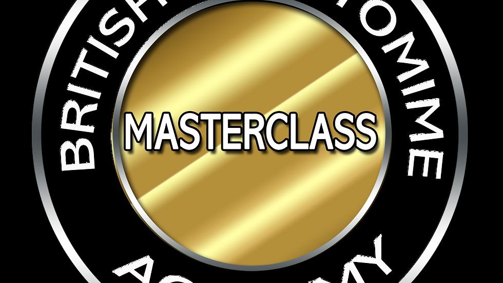 12 x Masterclass Workshops