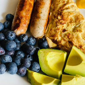 Enjoy your Morning Breakfast -          The Keto Way!