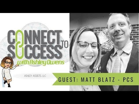IT Built to Scale with Matt Blatz of PCS