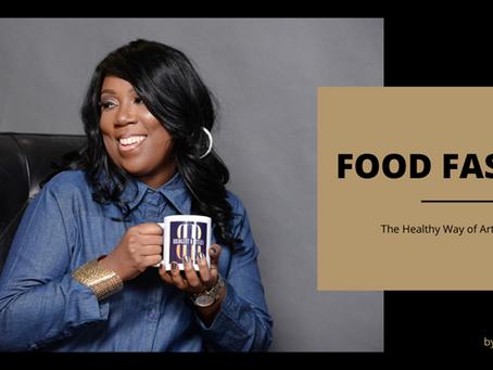 Food Fashion: The Healthy Way of Art Appreciation
