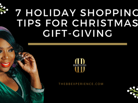 7 Holiday Shopping Tips for Christmas Gift-Giving