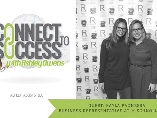 How to Stand Out in a Male Dominated Industry with Kayla Paonessa