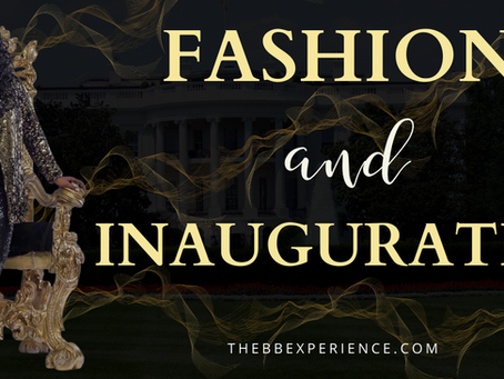 Fashion and Inauguration