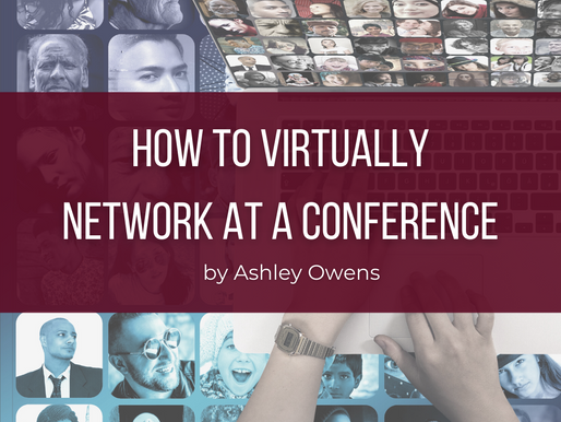 How to Virtually Network at a Conference
