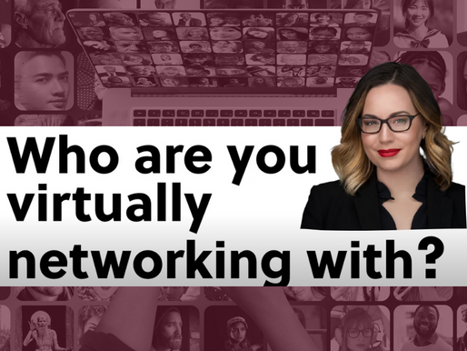 Who You Should Be Networking Virtually With