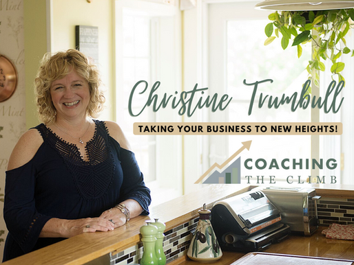Coaching the Climb with Christine Trumbull