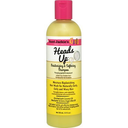 Aunt Jackie's Heads Up Champu 355ml