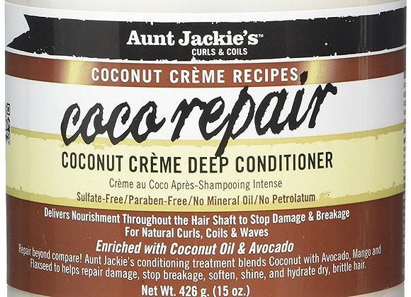 Aunt Jackie's Coco Repair Acondicionador Profundo 426 gr