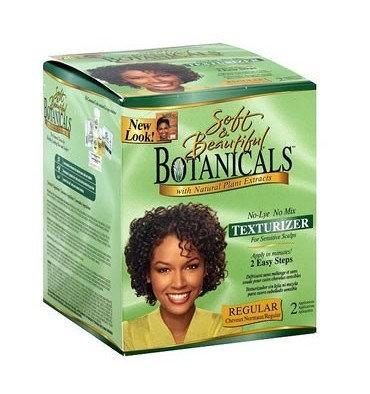 Soft And Beautiful Botanicals Texturizador regular