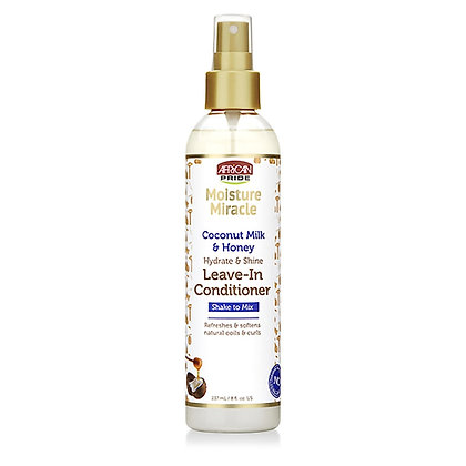 African Pride Leave - In Conditioner Moisture Miracle 237ml