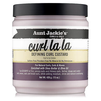 Aunt Jackie's Curl La La Crema de definición para rizos