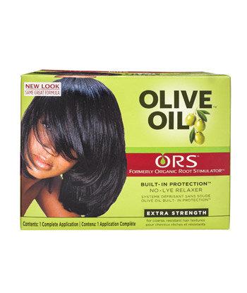 Olive Oil Crema Alisadora