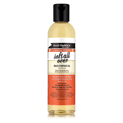Aunt Jackie's Aceite Soft All Over 237ml
