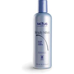 Nexxus Champú Simply Silver 300ml
