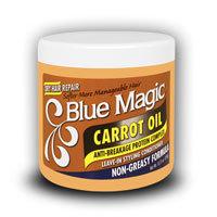 Blue Magic Crema al aceite de zanahoria 390g