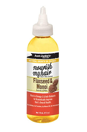 Aunt Jackie's Aceite Nourish My Hair 118ml
