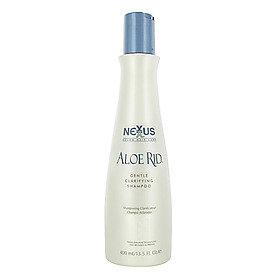 Nexxus Champú Aloe Rid 400ml