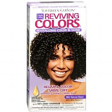 Dark & Lovely Color Semi-permanente. Negro natural