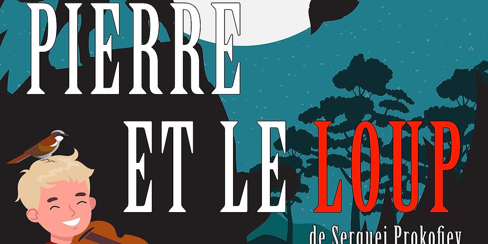 """Conte musical """"Pierre et le loup"""""""