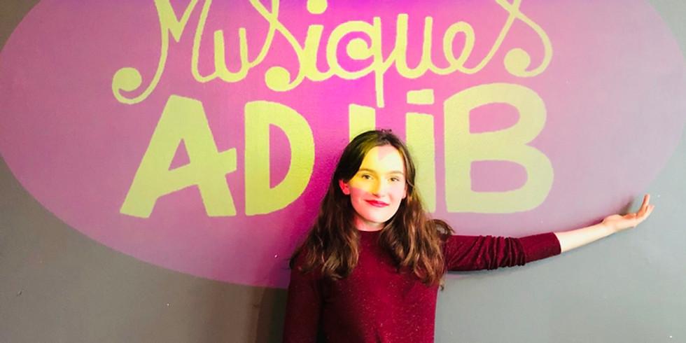 Ados Ad Lib - Tremplin de jeunes artistes - classique & groove