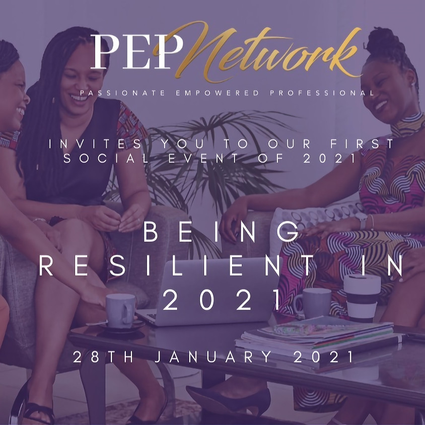 Being Resilient in 2021