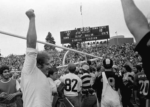 A Long History, Iowa v ISU 2016