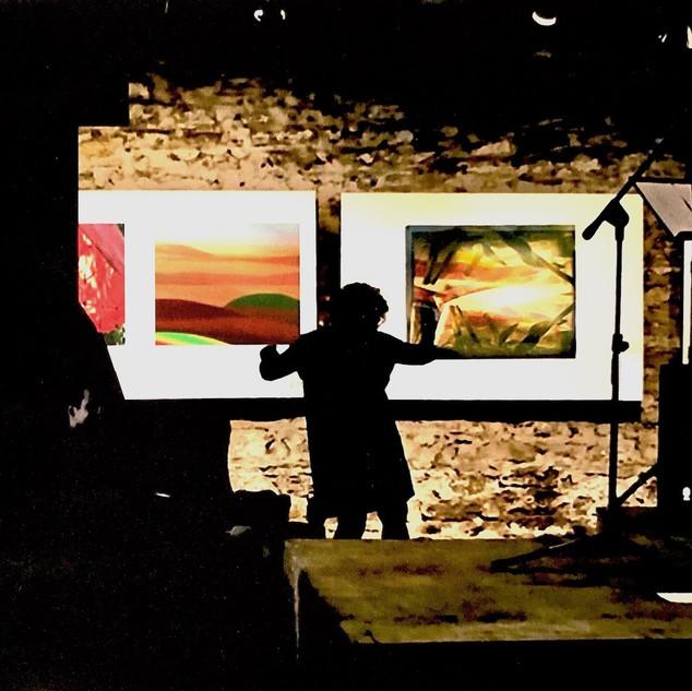 Dancing with Art