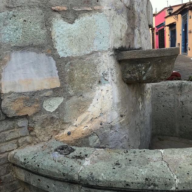 Centuries Old Fountain