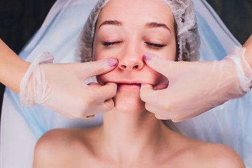 Nachhilfe Buccal oder Scuptural Massage