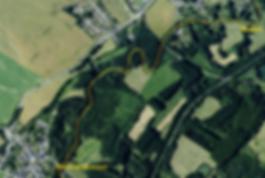 Parcours mezieres berthnicourt aisne ASCRCK Kayak