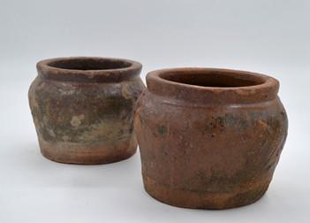 Brown small pot - Borneo