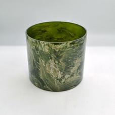 Hurricane Yves Marbled Vase VE0052