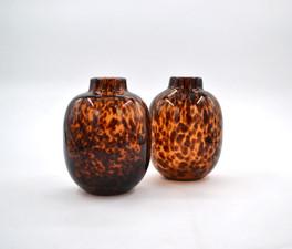 Sienna Glass Vase Sml DA1343