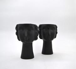 Art Face Black DA1221