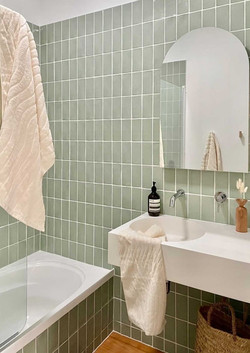 Vogue Salvia Tiles