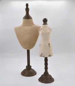 Bust Jewellery Holder and Figurine Decor