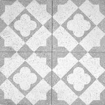 TI641 - Terrazzo Grey and white