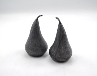 Marble Pear Large Grey/ White available