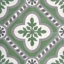 Encaustic - A601 - Green Design