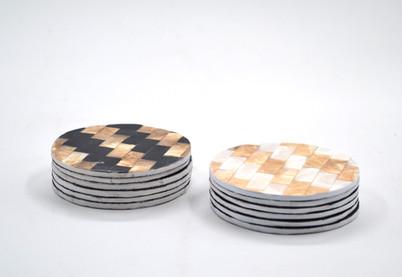 Coaster - Shell set of 6 $33