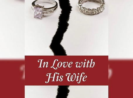 "Girl, have you read ""In Love with His Wife"" by L.R. Jackson"