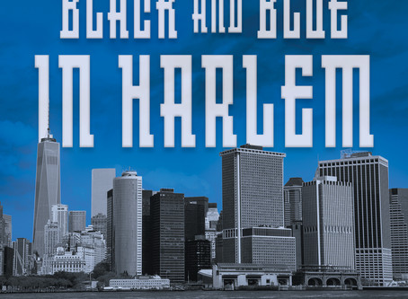 Girl, Have You Read 'Black and Blue in Harlem' by Delia C. Pitts?