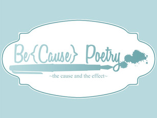 Be{Cause} Poetry-Get Featured!