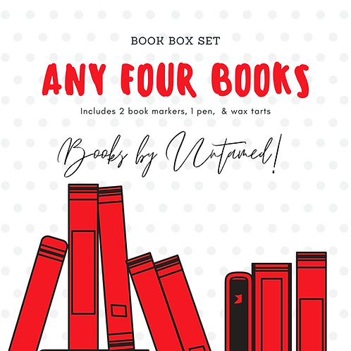 Book Box Set (Four Books)