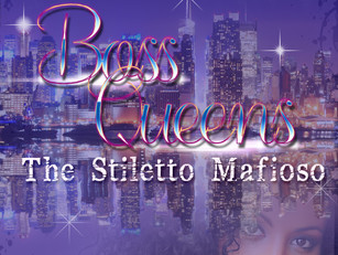 """Enjoy a book! Get Caught UP in """"Boss Queens The Stiletto Mafioso"""" by Untamed and Timeless"""