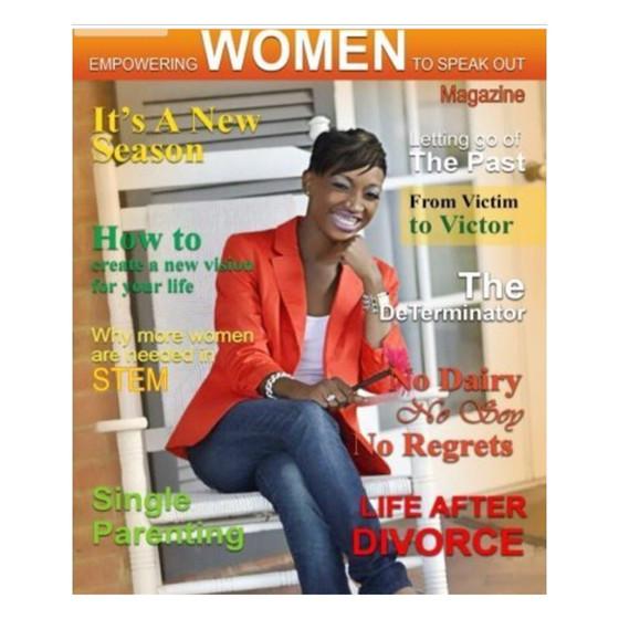 Empowering Women to Speak Out Magazine