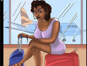 """Enjoy a Book! Pick up """"The Layover: The WanderLynn Experience"""" by L. Loren"""