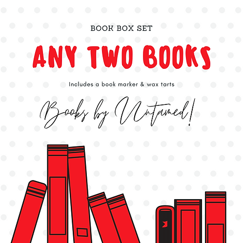 Book Box Set (Two books)