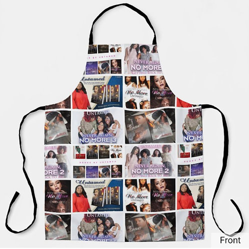 Grill Apron - Books by Untamed