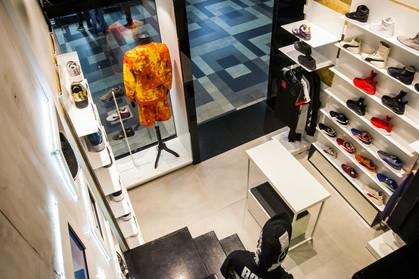 PUMA SELECT inaugura espaço na Galeria do Rock